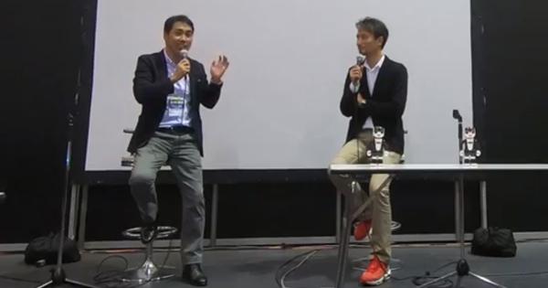左から、松田さん、高橋さん