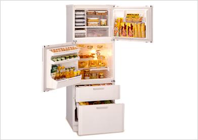 左右開き冷凍冷蔵庫<SJ-38WB>