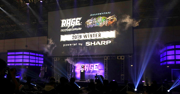 RAGE 2019 WINTER