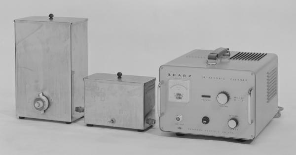 超音波洗浄機<U-3>