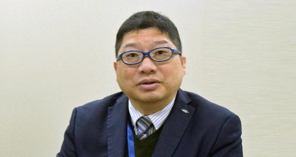 OLED事業推進本部OLED事業推進部(開発)主任技師 近藤 孝