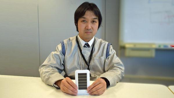 機構と回路設計を担当した 研究開発事業本部 材料・エネルギー技術研究所 第3研究室 研究員 清水 智之