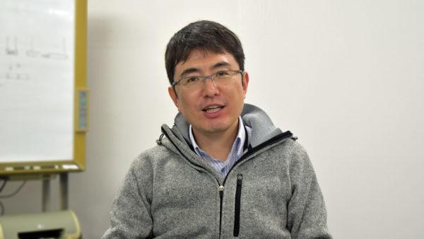 ディスプレイデバイスカンパニー 次世代技術開発統轄部 第2開発部 課長 菊池 哲郎