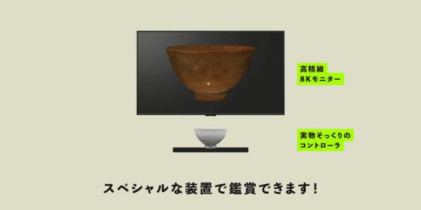 新文化財鑑賞ソリューション(イメージ)