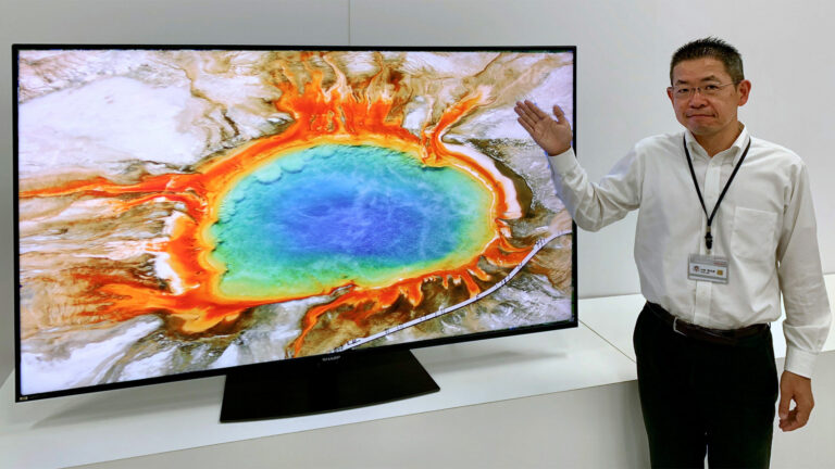 BS8Kチューナー内蔵 8K液晶テレビ『AQUOS 8K』CX1シリーズ<8T-C60CX1>を紹介する