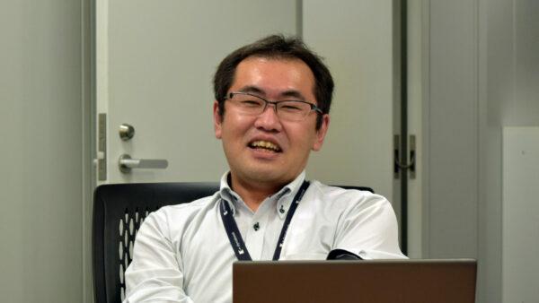 YouTubeで個人チャンネルを立ち上げ編集作業を研究した、開発担当のDynabook社 早瀬さん