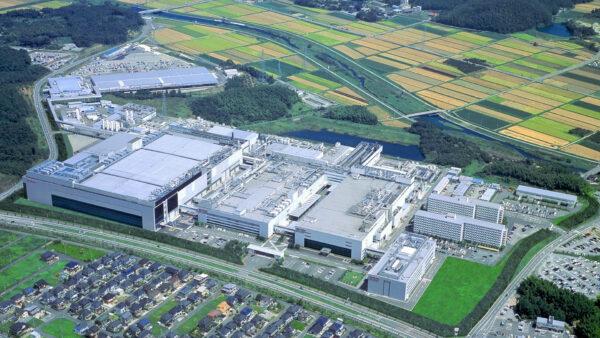 シャープ三重工場