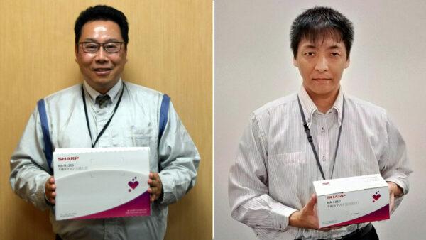 左:市場品質担当の宮本さん 右:部材調達担当の中嶋さん